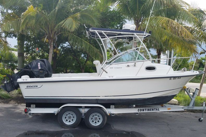 Photo for 2006 Boston Whaler 205 Conquest