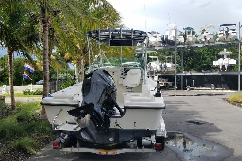 Thumbnail 2 for Used 2006 Boston Whaler 205 Conquest boat for sale in Islamorada, FL