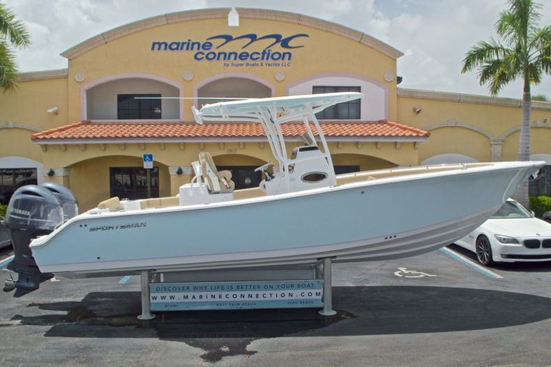 Photo for 2017 Sportsman Open 282 Center Console