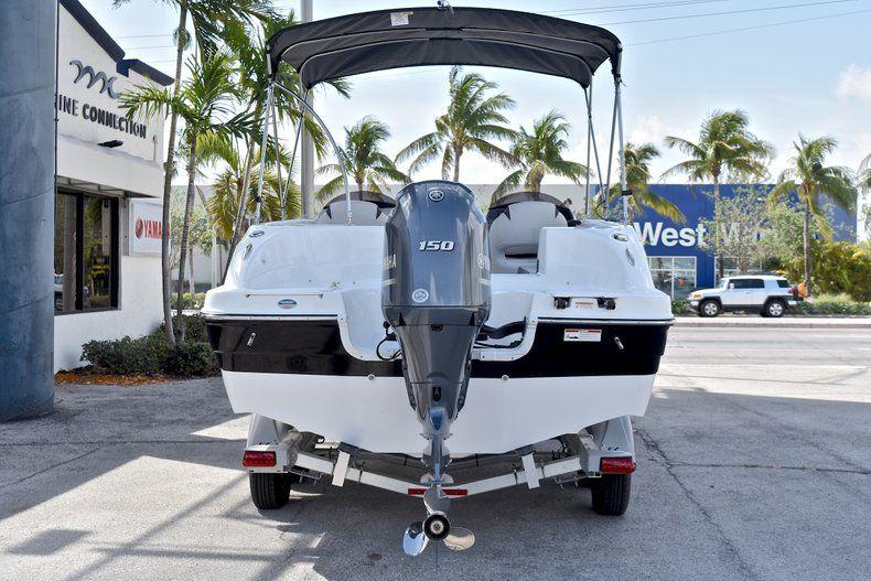 Image 5 for 2018 Hurricane 218 SunDeck Sport OB in Fort Lauderdale, FL