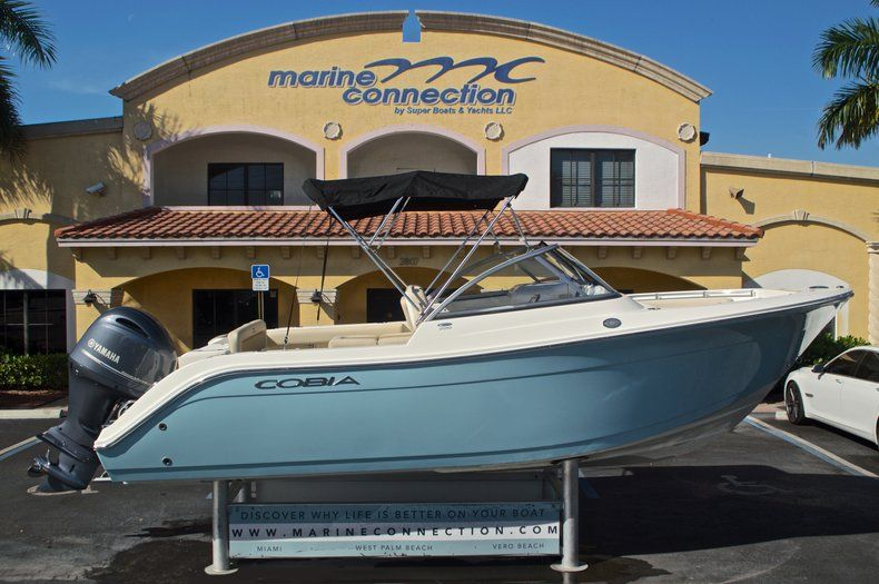 Photo for 2017 Cobia 220 Dual Console