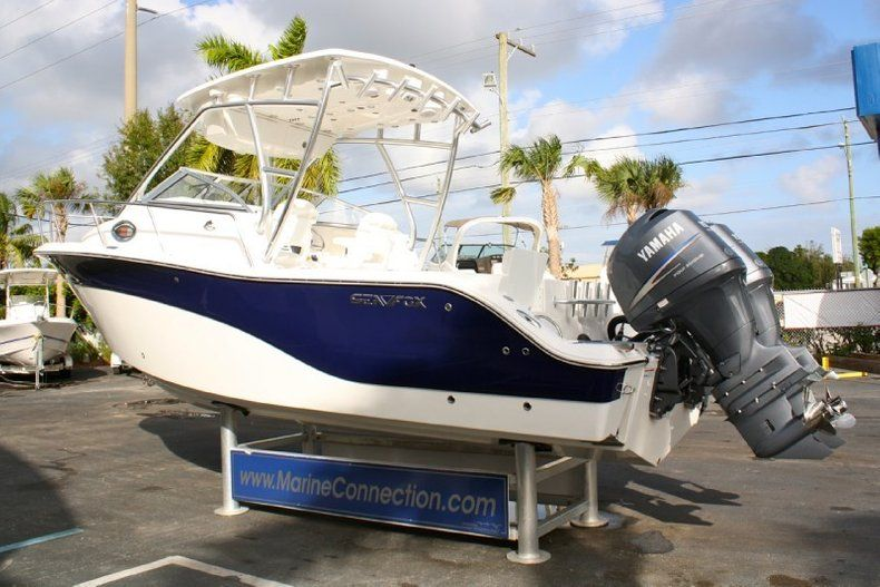 Thumbnail 5 for Used 2012 Sea Fox 256 Walk Around boat for sale in West Palm Beach, FL
