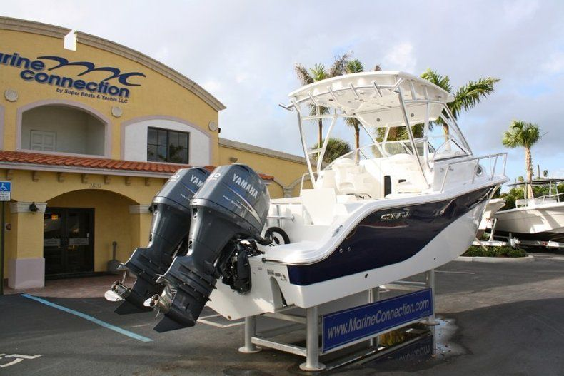 Thumbnail 7 for Used 2012 Sea Fox 256 Walk Around boat for sale in West Palm Beach, FL