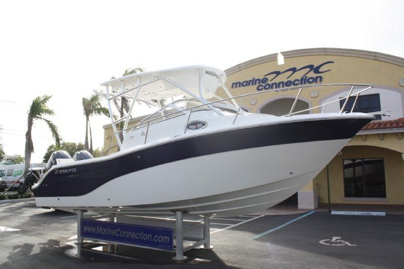 Thumbnail 1 for Used 2012 Sea Fox 256 Walk Around boat for sale in West Palm Beach, FL
