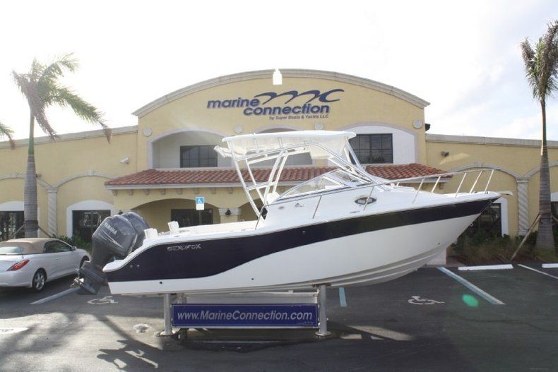 Thumbnail 66 for Used 2012 Sea Fox 256 Walk Around boat for sale in West Palm Beach, FL