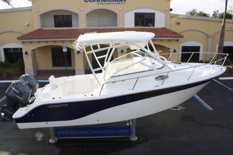 Thumbnail 69 for Used 2012 Sea Fox 256 Walk Around boat for sale in West Palm Beach, FL