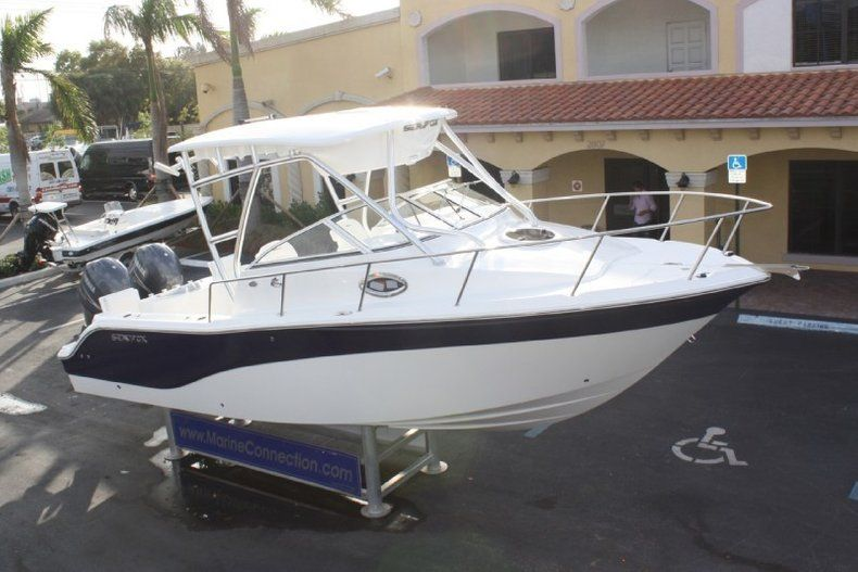 Thumbnail 70 for Used 2012 Sea Fox 256 Walk Around boat for sale in West Palm Beach, FL