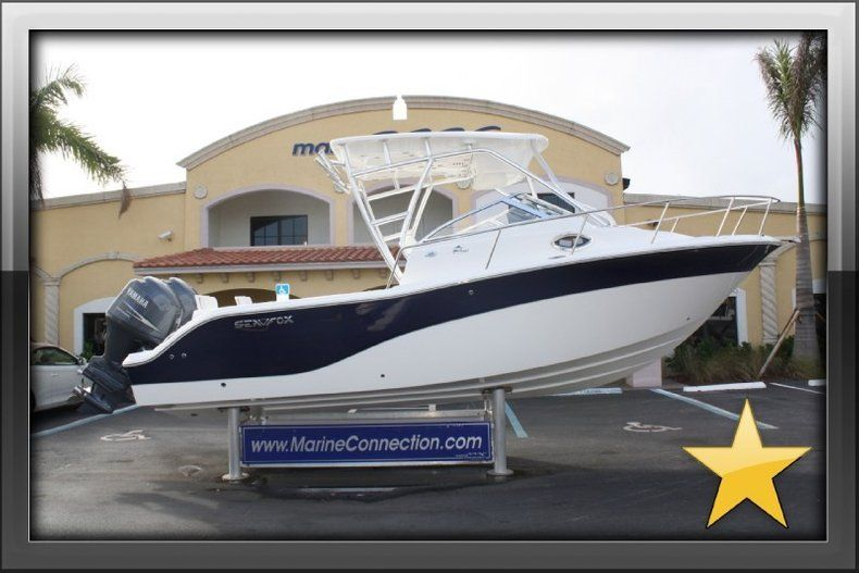 Thumbnail 81 for Used 2012 Sea Fox 256 Walk Around boat for sale in West Palm Beach, FL