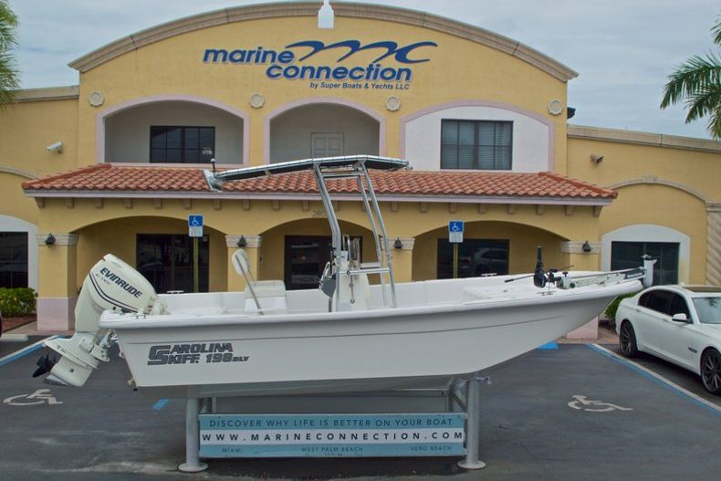 Photo for 2008 Carolina Skiff 198DLV