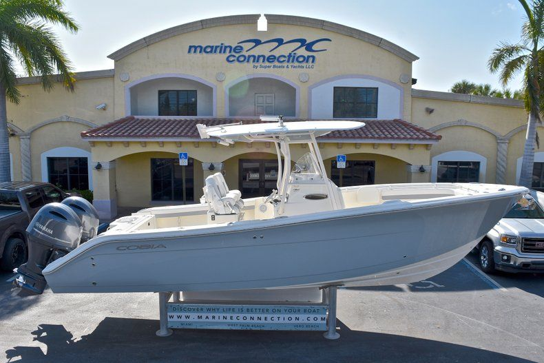 Photo for 2018 Cobia 277 Center Console