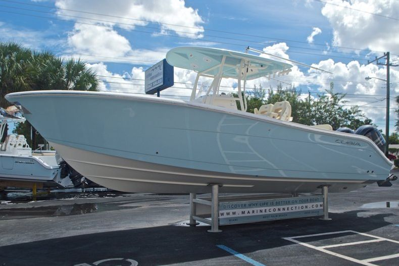 Thumbnail 5 for New 2017 Cobia 277 Center Console boat for sale in West Palm Beach, FL