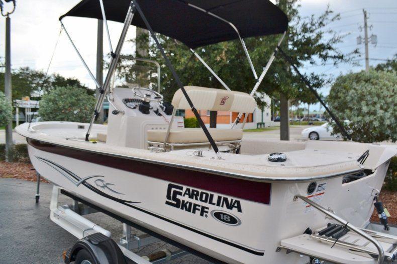 Thumbnail 3 for New 2019 Carolina Skiff 18 JVX boat for sale in Vero Beach, FL
