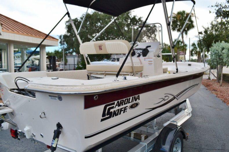Thumbnail 5 for New 2019 Carolina Skiff 18 JVX boat for sale in Vero Beach, FL