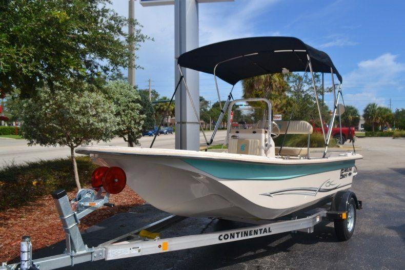 Thumbnail 1 for New 2019 Carolina Skiff 16 JVX boat for sale in Vero Beach, FL