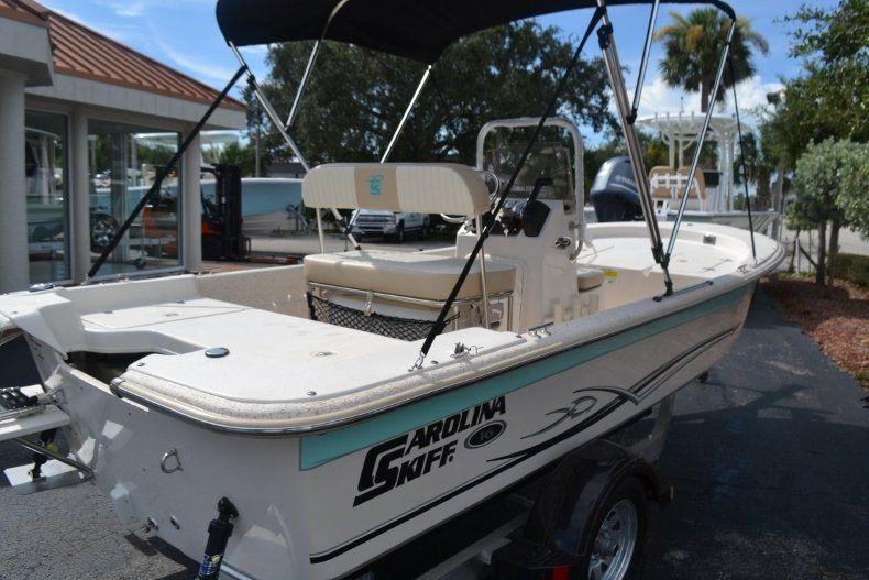Thumbnail 5 for New 2019 Carolina Skiff 16 JVX boat for sale in Vero Beach, FL