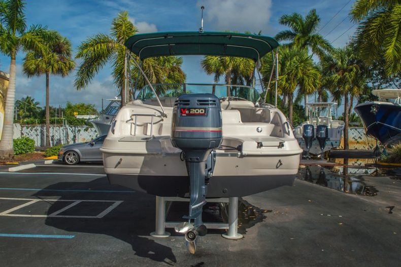 Image 7 for 2001 Hurricane SunDeck SD 237 OB in Vero Beach, FL