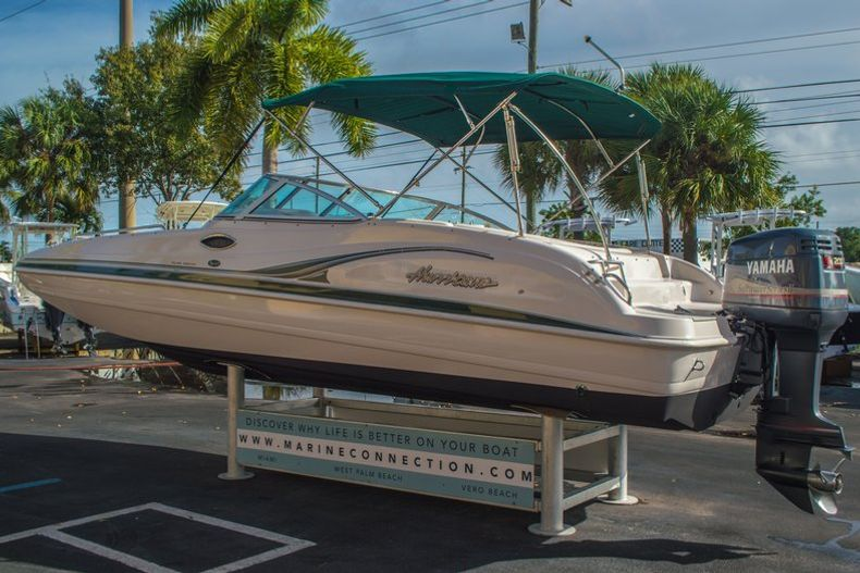 Image 6 for 2001 Hurricane SunDeck SD 237 OB in Vero Beach, FL