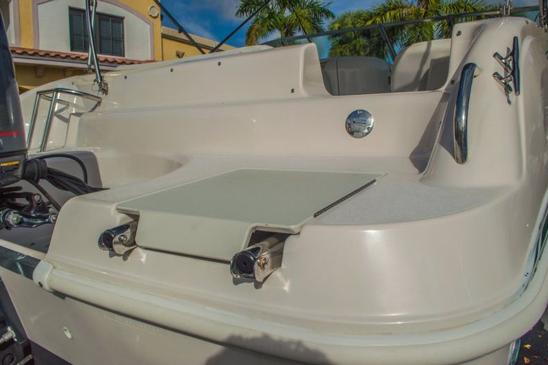 Image 16 for 2001 Hurricane SunDeck SD 237 OB in Vero Beach, FL