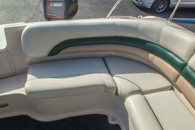 Image 25 for 2001 Hurricane SunDeck SD 237 OB in Vero Beach, FL