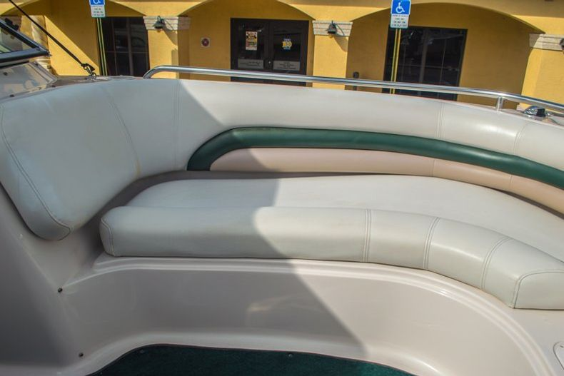 Image 46 for 2001 Hurricane SunDeck SD 237 OB in Vero Beach, FL