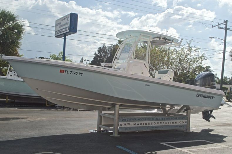 Thumbnail 4 for Used 2014 Everglades 243 Center Console boat for sale in West Palm Beach, FL
