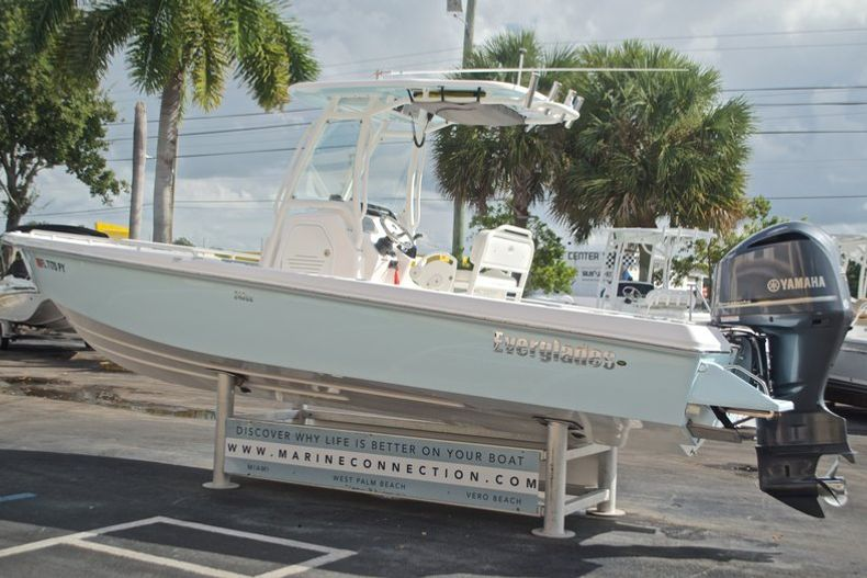 Thumbnail 6 for Used 2014 Everglades 243 Center Console boat for sale in West Palm Beach, FL