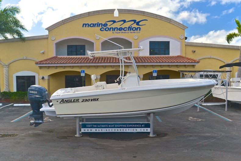 Photo for 2008 Angler 230VBX Center Console
