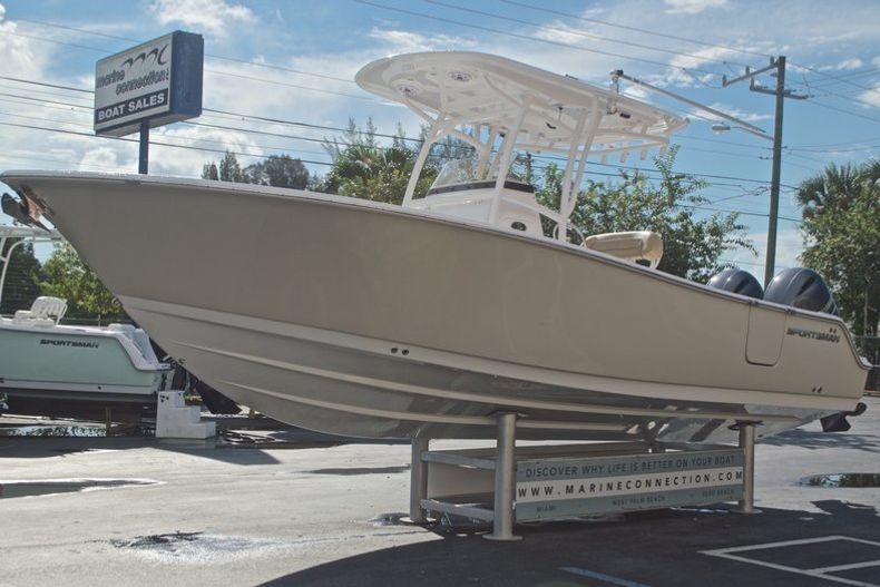 Thumbnail 3 for New 2017 Sportsman Open 252 Center Console boat for sale in Vero Beach, FL