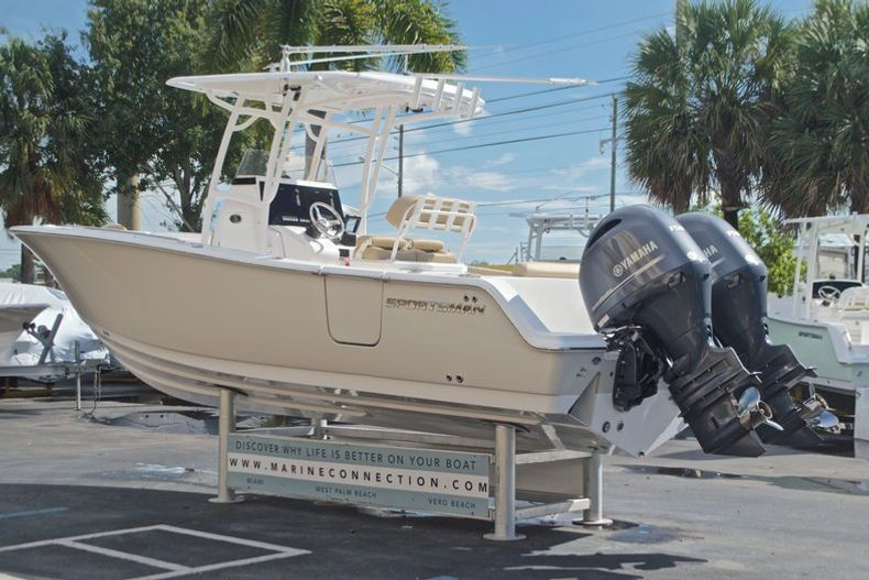 Thumbnail 5 for New 2017 Sportsman Open 252 Center Console boat for sale in Vero Beach, FL