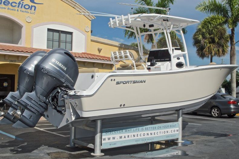 Thumbnail 7 for New 2017 Sportsman Open 252 Center Console boat for sale in Vero Beach, FL