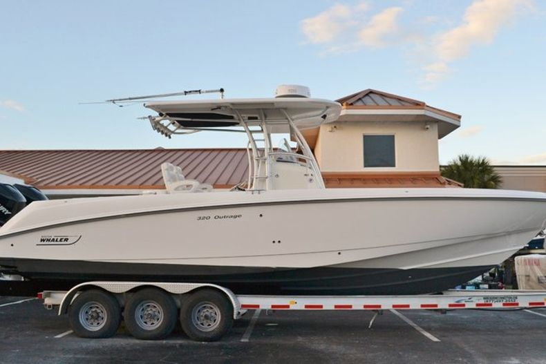 Photo for 2007 Boston Whaler 320 Outrage