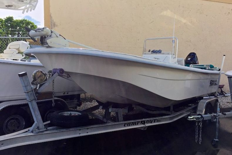 Photo for 2007 Carolina Skiff DLV 218