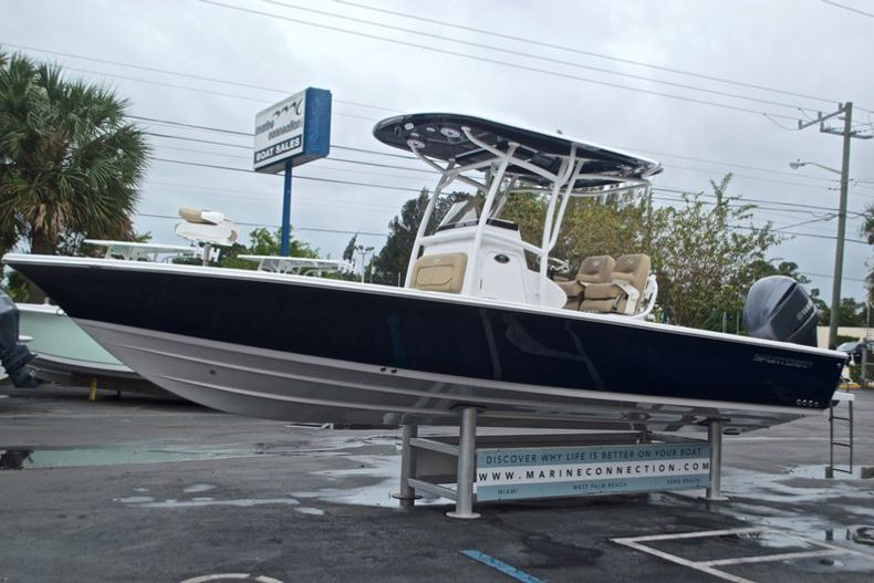 Thumbnail 4 for New 2017 Sportsman Masters 267 Bay Boat boat for sale in West Palm Beach, FL