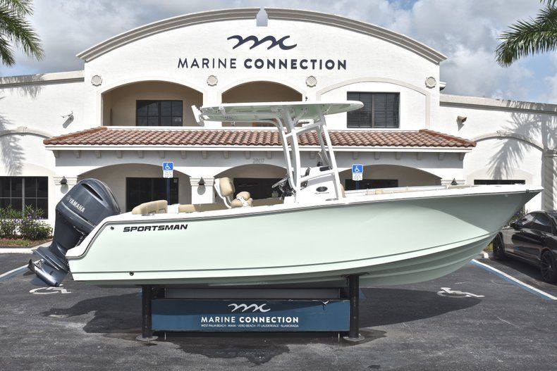 Photo for 2018 Sportsman Heritage 231 Center Console
