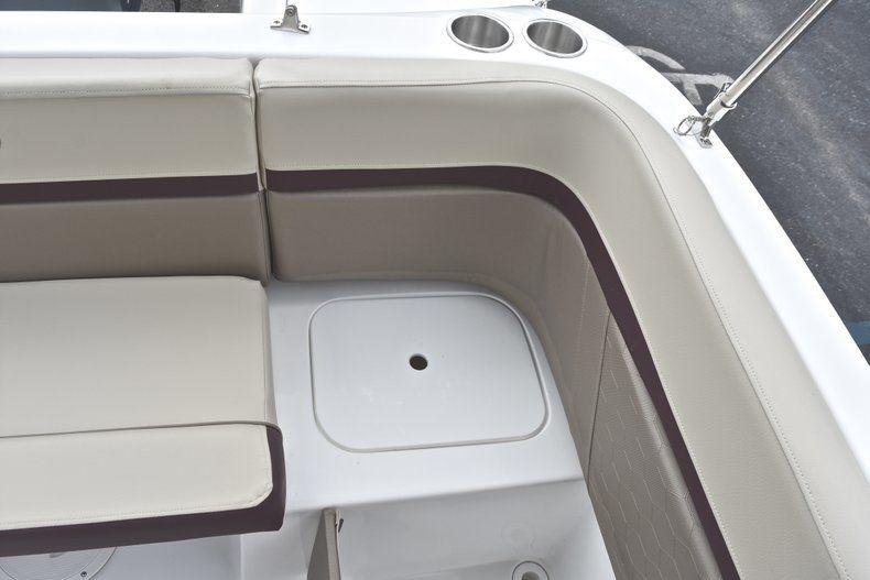Thumbnail 19 for New 2019 Hurricane 217 SunDeck OB boat for sale in Vero Beach, FL