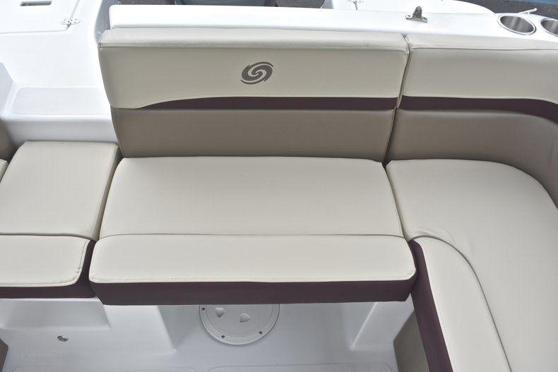 Thumbnail 22 for New 2019 Hurricane 217 SunDeck OB boat for sale in Vero Beach, FL