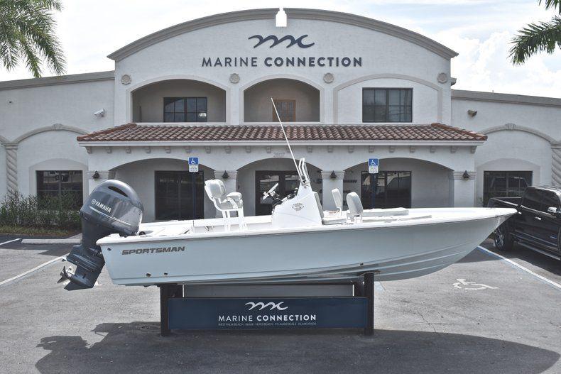 New 2019 Sportsman Masters 207 Bay Boat boat for sale in Vero Beach, FL