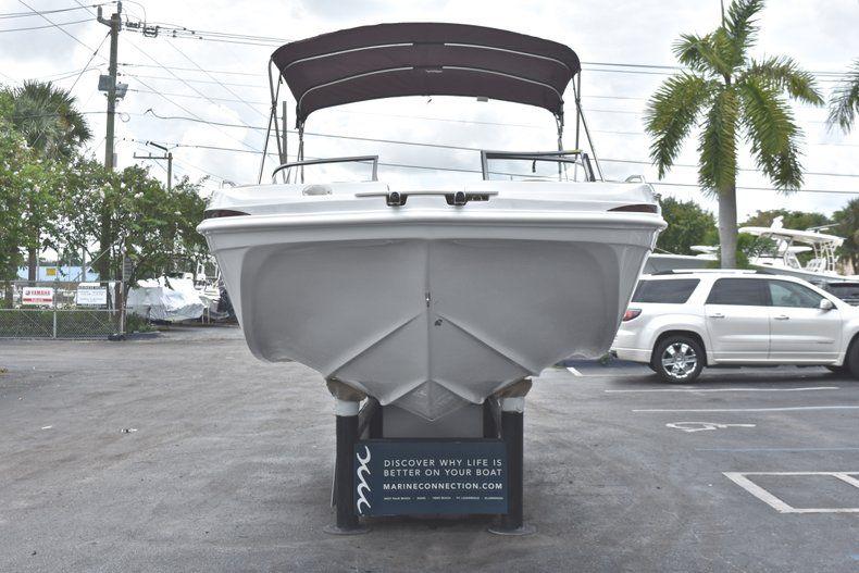 Thumbnail 2 for New 2019 Hurricane 217 SunDeck OB boat for sale in Miami, FL