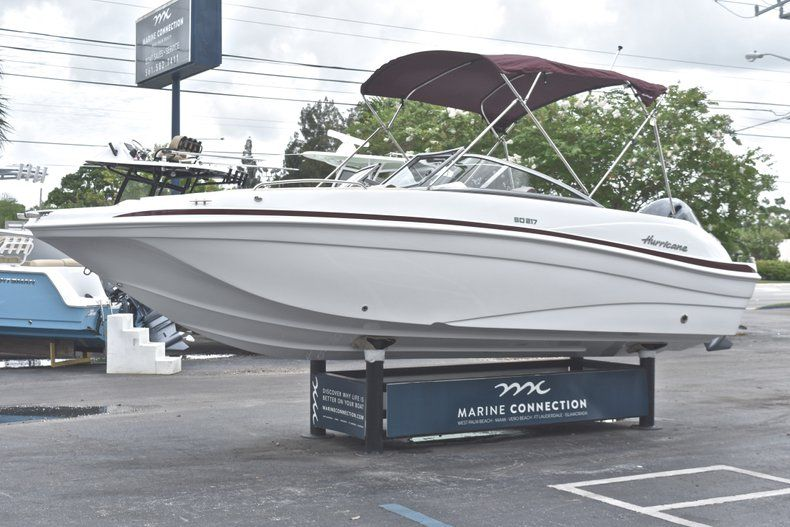 Thumbnail 3 for New 2019 Hurricane SD 217 OB boat for sale in Fort Lauderdale, FL