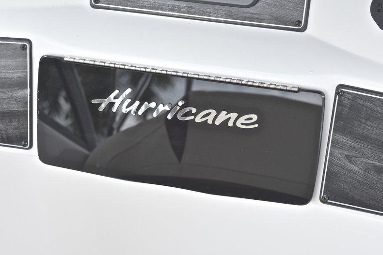 Thumbnail 30 for New 2019 Hurricane SD 217 OB boat for sale in Fort Lauderdale, FL