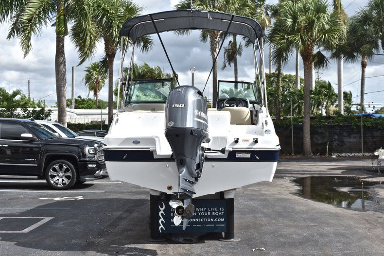 Thumbnail 6 for New 2019 Hurricane SunDeck SD 187 OB boat for sale in West Palm Beach, FL