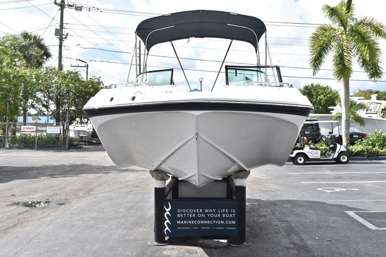 Thumbnail 2 for New 2019 Hurricane SunDeck SD 187 OB boat for sale in West Palm Beach, FL