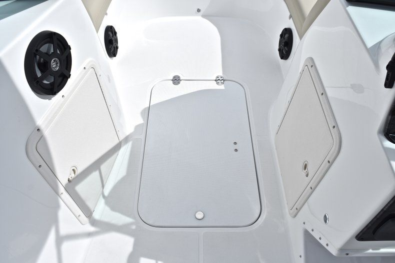 Thumbnail 34 for New 2019 Hurricane SunDeck SD 187 OB boat for sale in West Palm Beach, FL
