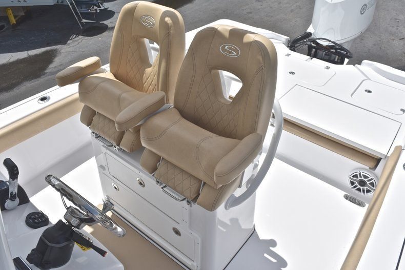 Thumbnail 30 for New 2019 Sportsman Masters 267 Bay Boat boat for sale in Miami, FL