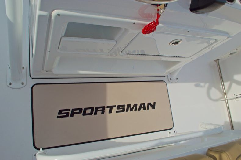 Thumbnail 35 for New 2017 Sportsman Open 232 Center Console boat for sale in Miami, FL