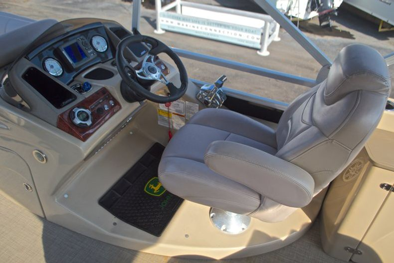 Thumbnail 30 for Used 2014 Regency Party Barge 254 XP3 boat for sale in West Palm Beach, FL
