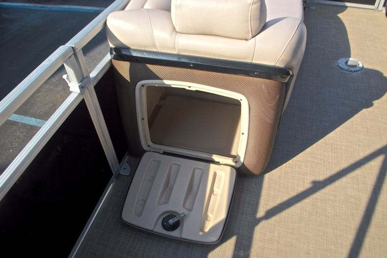 Thumbnail 40 for Used 2014 Regency Party Barge 254 XP3 boat for sale in West Palm Beach, FL