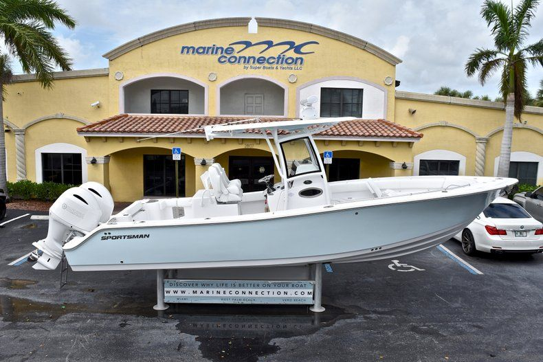 Photo for 2018 Sportsman Open 282 Center Console