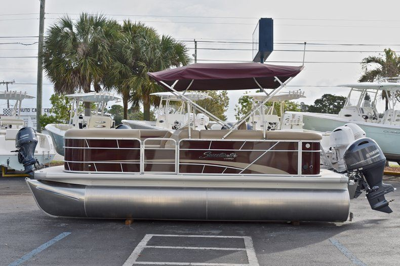 Thumbnail 4 for New 2018 Sweetwater 2086 Cruise boat for sale in West Palm Beach, FL