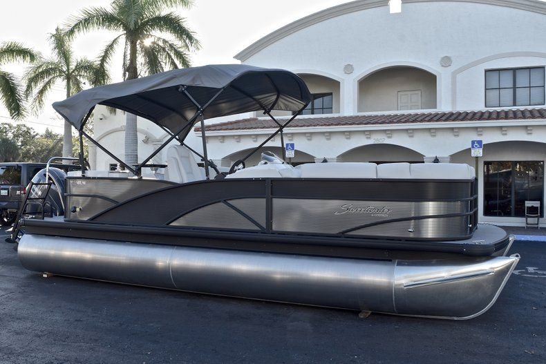 Thumbnail 1 for New 2018 Sweetwater Premium 235 Wet Bar boat for sale in West Palm Beach, FL